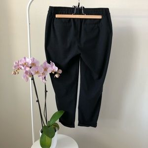 Old Navy Pants - LIKE NEW | Old Navy Black Drawstring Ankle Pants